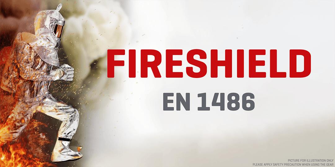 FIRESHIELD : New Solution For Firefighting