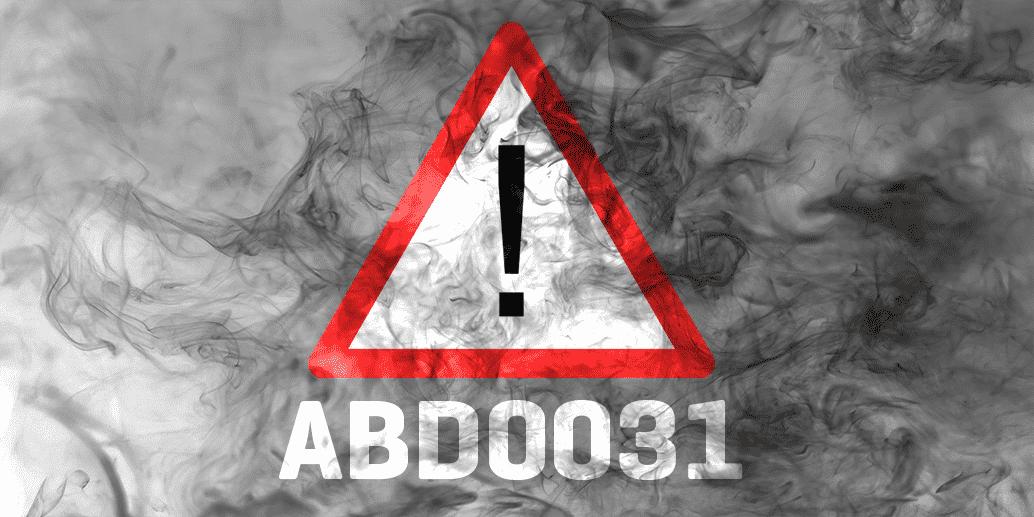 ABD0031 Toxic Gas
