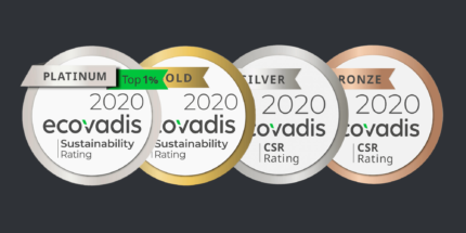 Ecovadis Environment CSR OTEGO Article Sustainable