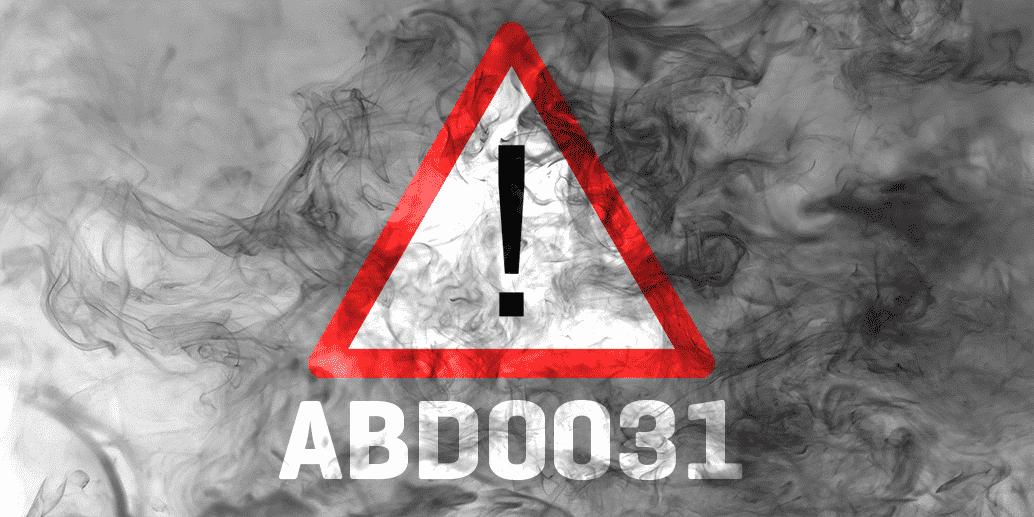 空中巴士公司應用標準 ADB0031:有毒煙霧