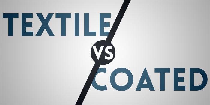選擇塗層襯布或織品襯布?
